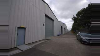 Primary Photo of Former Triumph Motorcycle Works, Warehouse, Hinckley