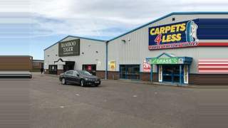 Primary Photo of Wincheap Retail Park Simmonds Road, Canterbury, Kent, CT1 3RA