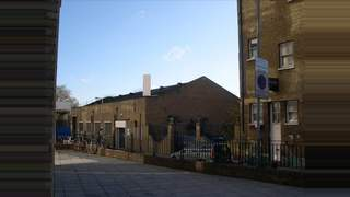 Primary Photo of Excel Building, 6-16 Arbutus Street, Haggerston