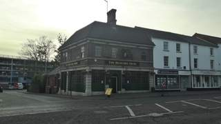 Primary Photo of The Bedford Arms, 2 Bromham Road, Bedford, Bedfordshire, MK40 2QA