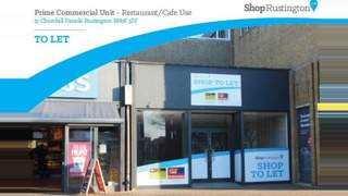 Primary Photo of Prime Commercial Unit - Restaurant/Cafe Use