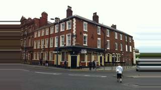 Primary Photo of Prince of Wales, 2 Scotland Road, Warrington WA1 2AG
