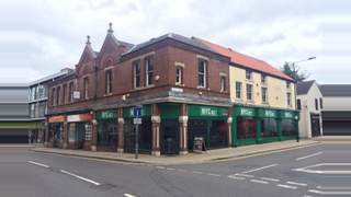 Primary Photo of Former (NYC Grill), 1-3 Wood Street, Doncaster, DN1 3LH