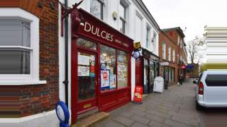 Primary Photo of Retail property, St Peters Street, St. Albans, Hertfordshire
