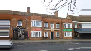 Primary Photo of Cross Keys Mews, First Floor Offices 1-7, Market Square, St Neots, Cambridgeshire, PE19 2AR