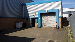 Primary Photo of Unit 6, Fairfax Industrial Estate, Off Bircholt Road, Parkwood, Maidstone, Kent, ME15 9SF