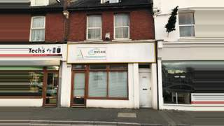 Primary Photo of 833 Christchurch Road, Boscombe, Bournemouth, BH7 6AR