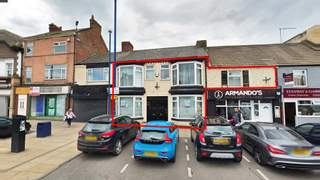 Primary Photo of Double fronted retail unit on busy High Street
