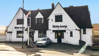 Primary Photo of White Horse, 95 W Wycombe Road, High Wycombe HP11 2LR