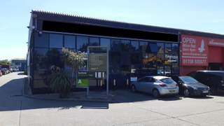 Primary Photo of C1, Suttons Business Park, Suttons Business Park New Road, Rainham RM13 8DE