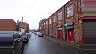 Primary Photo of Unit 26 Hillgate Business Centre, Swallow Street, Stockport, SK1 3AU