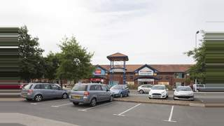 Primary Photo of 3 Currently Let To Next Colton Retail Park, Leeds, LS15 9JB