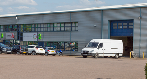 Primary Photo of 5, Severn Link Distribution Centre, Newhouse Farm Industrial Estate, Chepstow NP16 6UN
