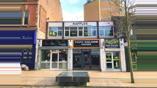 Primary Photo of First Floor 19/21 Piccadilly Hanley Stoke On Trent Staffordshire