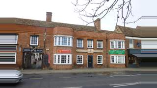 Primary Photo of Cross Keys Mews, First Floor Offices 1-6, Market Square, St Neots, Cambridgeshire, PE19 2AR
