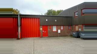 Primary Photo of Unit 2, Galileo Park, Mitchell Close, Portway West Business Park, Andover, SP10 3XQ