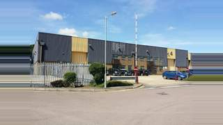 Primary Photo of Unit 5b Motorway Industrial Estate, Babbage Road, Stevenage SG1 2TU