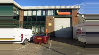 Primary Photo of 21 Angerstein Business Park, Horn Lane Greenwich London SE10 0RT