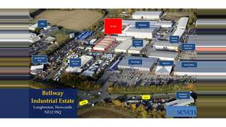 Primary Photo of Unit 4-7 Bellway Industrial Estate Whitley Road, Longbenton Newcastle Upon Tyne Tyne and Wear, NE12 9SW