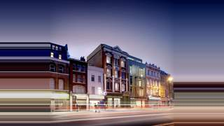 Primary Photo of 222 & 224 Borough High Street, London SE1 1JX