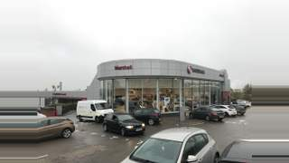 Primary Photo of Former Car Showroom, 301 Thurmaston Lane, LEICESTER, Leicestershire, LE4 9UX