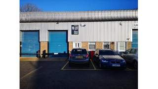 Primary Photo of Light Industrial Unit With Ancillary Area, Unit 4 Executive Park, st Albans