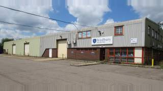 Primary Photo of 9, Dunlop Way Queensway Industrial Estate, Queensway Industrial Estate, Scunthorpe DN16 3RN