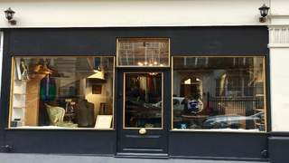 Primary Photo of 33 St George Street, London, Mayfair, W1 Shop Lease For Sale Due To Relocation