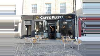 Primary Photo of Caffe Piazza, Market Place, Alnwick