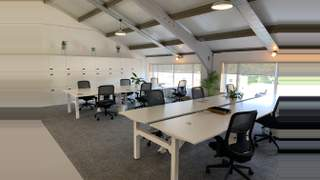 Primary Photo of Contemporary Office Space