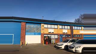 Primary Photo of Unit 11, Saracens Industrial Estate, Mark Road, Hemel Hempstead HP2 7BJ
