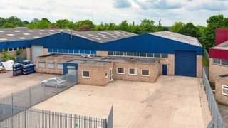 Primary Photo of Unit 9 Albone Way, Albone Way Industrial Estate, Biggleswade, SG18 8BN