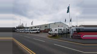 Primary Photo of Former 3A's Caravan Centre, 11b Heol Parc Mawr, Cross Hands, Llanelli, Carmarthenshire, SA14
