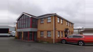 Primary Photo of Self Contained Suite Of Offices, Hamilton House, Kestrel Road, Mansfield, Notts