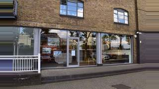 Primary Photo of Quayside House, 2 Westferry Road, Isle of Dogs, London E14 8JT