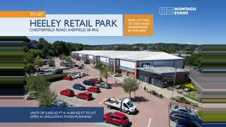 Primary Photo of Heeley Retail Park, Chesterfield Road, Sheffield S8 0RG