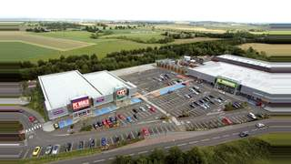 Primary Photo of Unit 2A Springkerse Retail Park - Phase 2, Stirling, FK7 7TL
