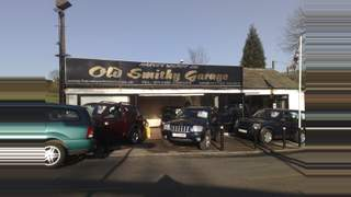 Primary Photo of SMITHY GARAGE, SMITHY LANE, BOSLEY, CHESHIRE City: MAACCLESFIELD Postcode: SK11 0NZ