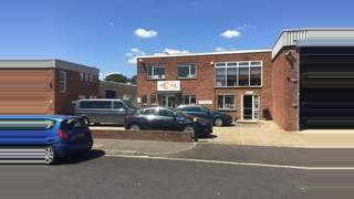 Primary Photo of Unit 12, Mount Road Industrial Estate, Mount Road, Feltham, TW13 6AR