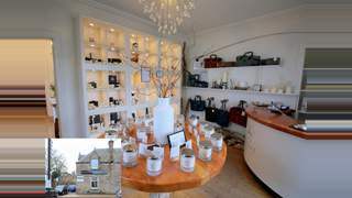 Primary Photo of Gift Shop and Candle Making Business, 1 Church Street, Dornoch, IV25 3LP