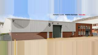 Primary Photo of Unit 8 Fairway Trading Estate, Fairway Close, Hounslow, Greater London, TW4 6BU