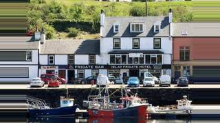 Primary Photo of The Islay Frigate Hotel, Harbour Street Tarbert PA29 6UD