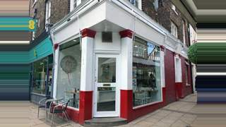 Primary Photo of Cafe & Gelato Bar, 32 Parliamant Street, York