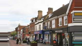 Primary Photo of 21 High St, Hitchin SG5 1AT
