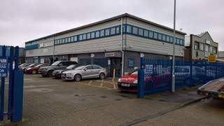 Primary Photo of Units 1 & 2 Capricorn Centre, Coppen Road, Dagenham, Essex, RM8 1HJ