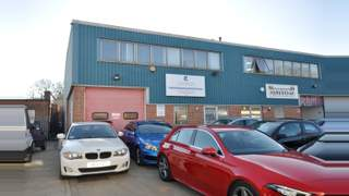 Primary Photo of Unit 11, Stockwell Centre, Stephenson Way, Crawley, West Sussex, RH10 1TN