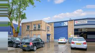 Primary Photo of Unit 26 Kent Park Industrial Estate, Ruby Street, London, SE15