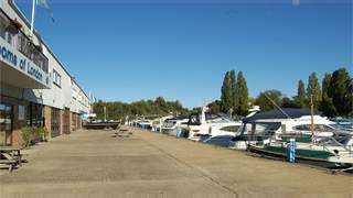 Primary Photo of Suite 9 - 12, Shepperton Marina, Felix Lane, Shepperton, Middlesex, TW17 8NS