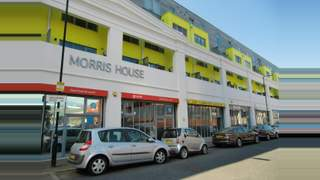 Primary Photo of Morris House, Swainson Road, London W3 7UP