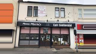 Primary Photo of Cafe Continental + Unused Beauty Salon